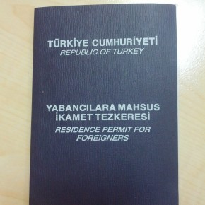 Residence Permit in Turkey