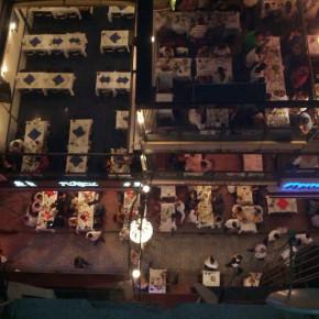 Taksim restaurants (Istiklal Caddesi)