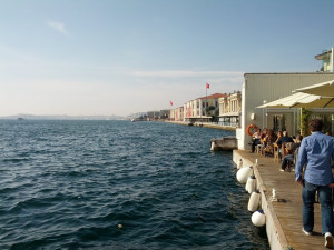 The House Cafe in Istanbul Ortaköy