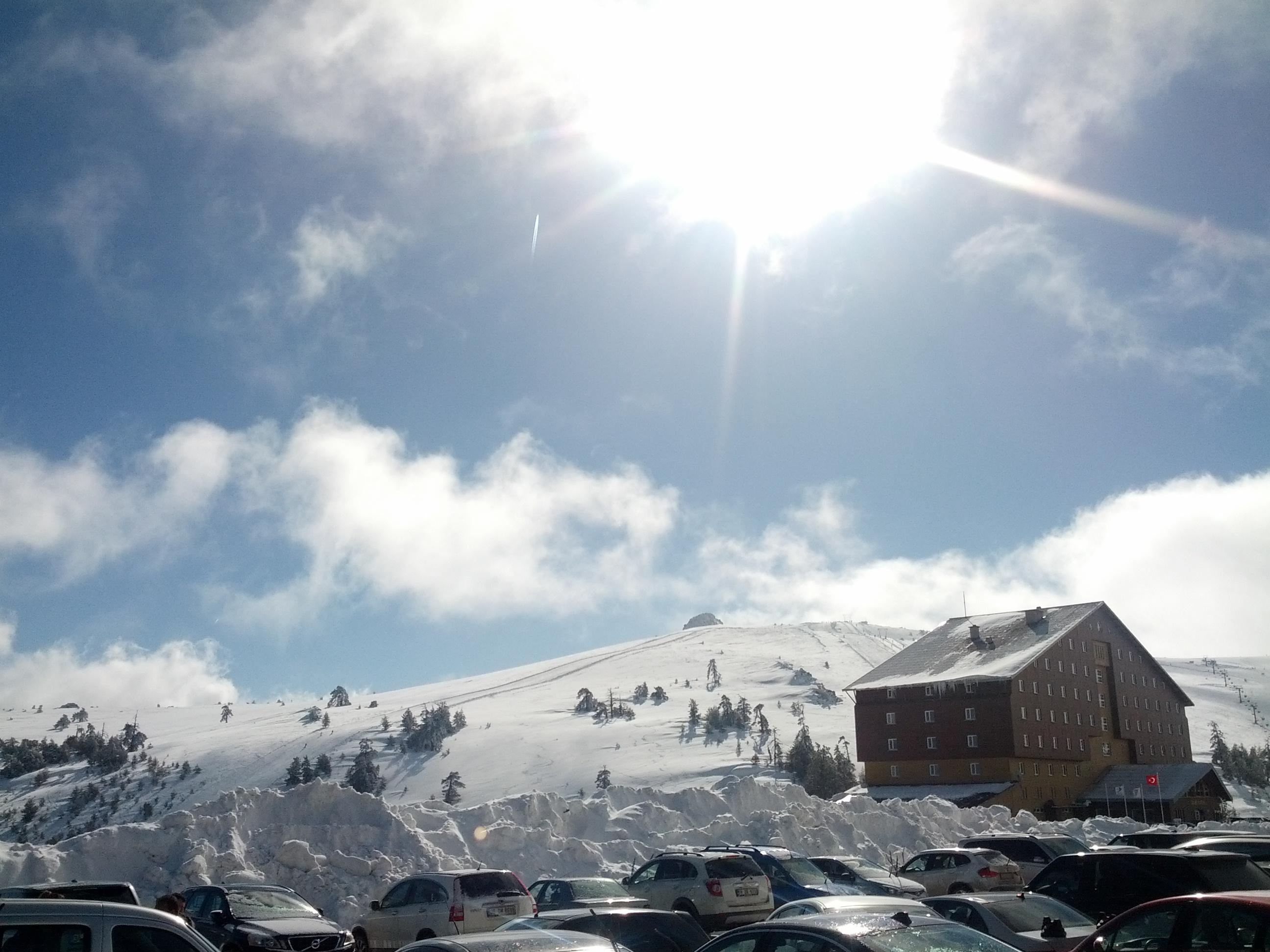 Kartalkaya Ski Resort Istanbul Upscale