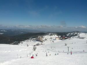 Kartalkaya Ski Resort - Dorukkaya hotel