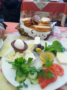 Sade Kahve Istanbul - Traditional Turkish Breakfast