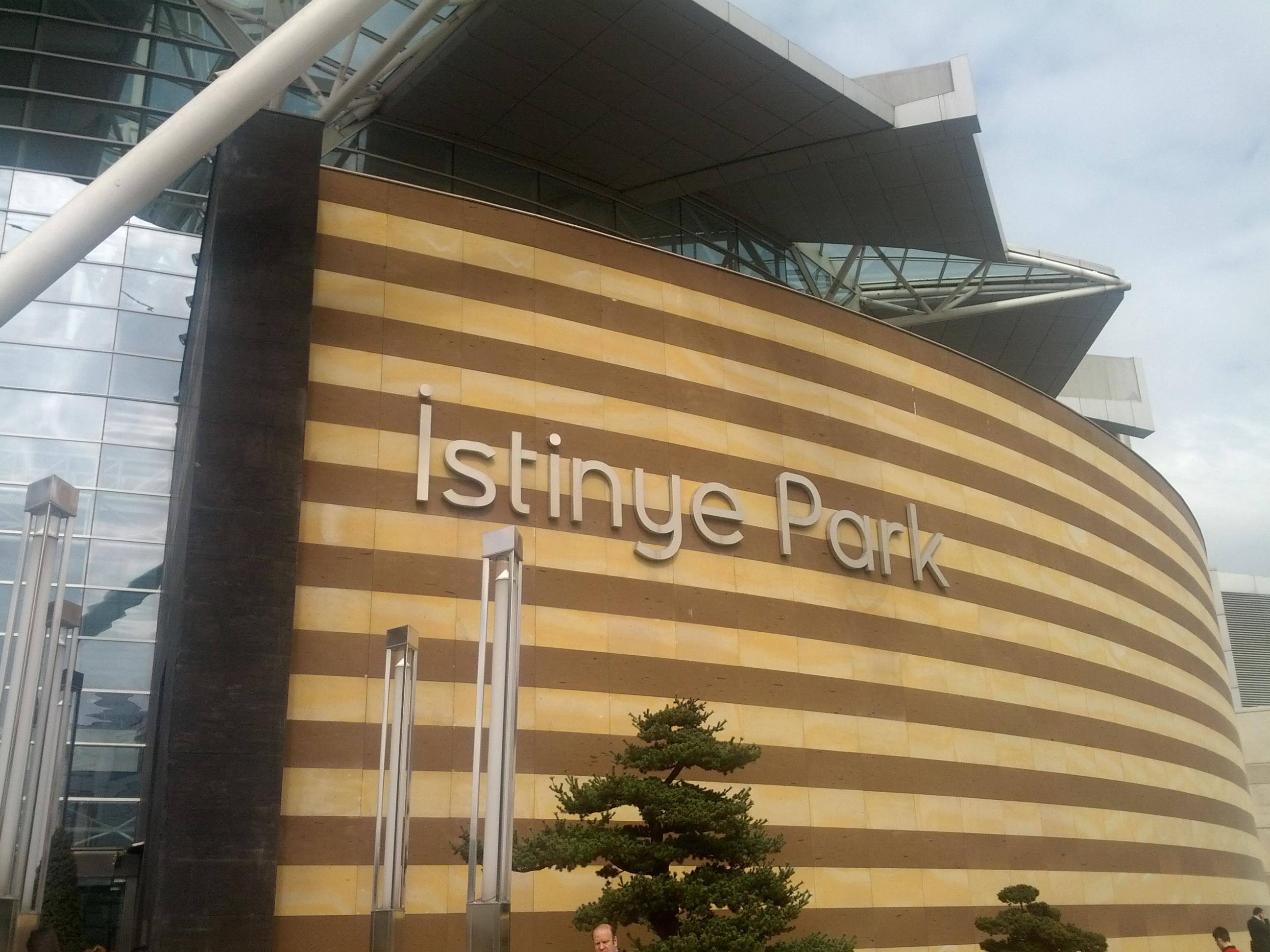 Upscale Shopping Istanbul - Istinye Park