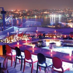 Up Lounge Istanbul