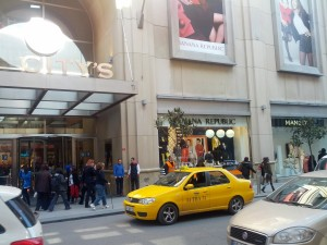 Upscale Shopping in Istanbul