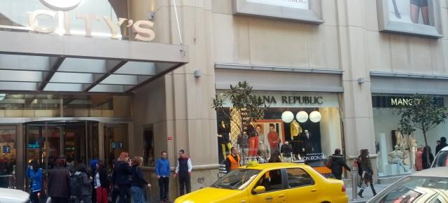 Upscale Shopping in Istanbul (Nışantaşı)